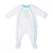 Baby Blue Kite Babygrow