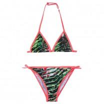 Green Jungle Bikini