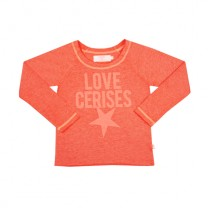 Love Cerises Long Sleeved T-Shirt