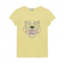 Yellow Tiger T-Shirt