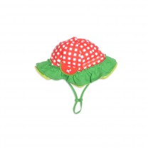 Red & Green Bucket Hat