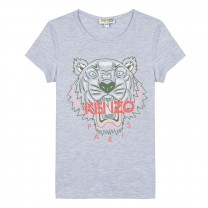 Grey Tiger T-Shirt
