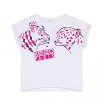 White Tiger & Friends T-Shirt