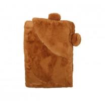 Brown Bear Blanket