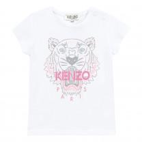 White Tiger T-Shirt (2-12 years)