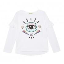 Super Kenzo Eye Top
