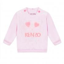 Pink Tiger Baby Sweatshirt