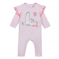 Baby Pink Jouceur Babysuit