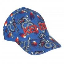 Blue Johanno Cap
