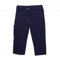 Navy Skinny Long Pants