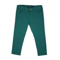 Green Twill Trousers