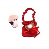 Red Celil Mini Bag