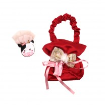 Pink Celil Mini Bag