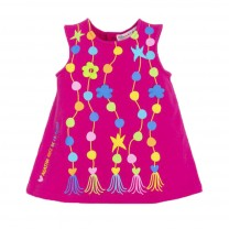 Pink Embellishment Dress
