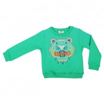 Green Tiger Sweater (14-16 years)
