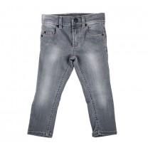 Faded Grey Denim Pants