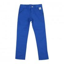 Blue Long Trousers