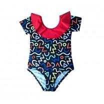 Black Filk - Kefi Swimsuit