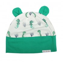 Sea Horse Baby Knit Hat
