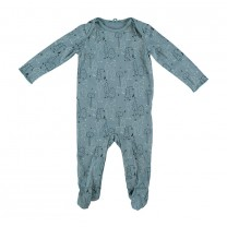 Blue Forest Babygrow