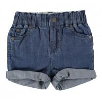Denim Baby Shorts