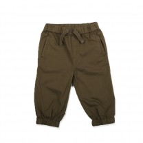 Olive Baby Cargo Pants