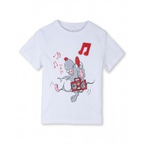 White Mouse T-Shirt