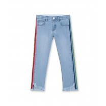 Light Blue Denim Pants