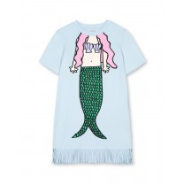 Mermaid Jersey Dress