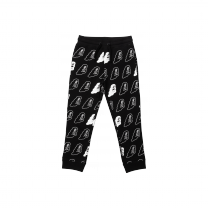 Ghost Print Joggers