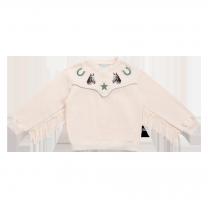 Tassel Horse Sweater