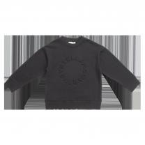 Dark Grey Logo Sweater