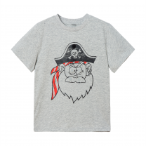 Grey Pirate T-Shirt