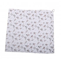Blanket with Astronaut Print