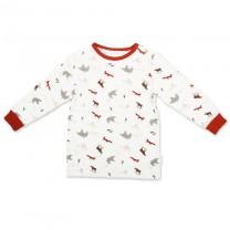 Polar Animal Print Pyjama Set