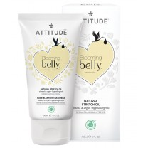 Blooming Belly Natural Stretch Oil