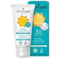 Little Ones Moisturizer Mineral Sunscreen SPF 30