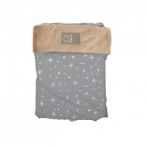 Baby Blue Starlight Blanket