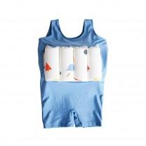 Blue Boys Floatsuit