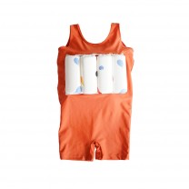 Orange Boys Floatsuit