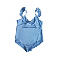 Blue Girls  Swimsuit
