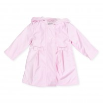Baby Pink Raincoat