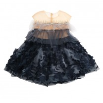 Primrose Navy Dress