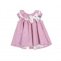 Pink Fumet Dress
