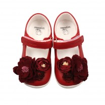 Red Garden Party Shoes