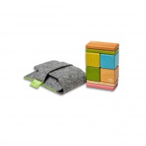 Tints Original Pocket Pouch Magnetic Wooden Blocks