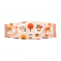 Peach Forest Mask