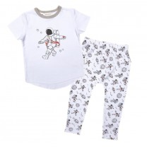Astronaut T-Shirt & Legging Set