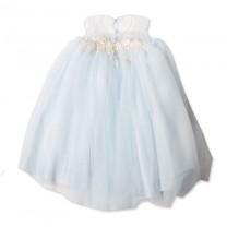 Gwen Blue Dress