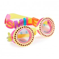 Sunshine Yellow Swim Goggles